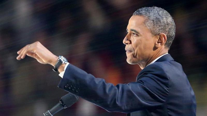 Obama Gold Genie