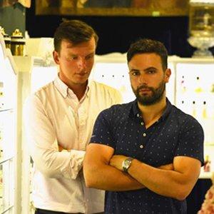 Entrevista a Piotr Rybaczek y Sebastián Martínez-Olivera, propietarios de La Basílica Galería