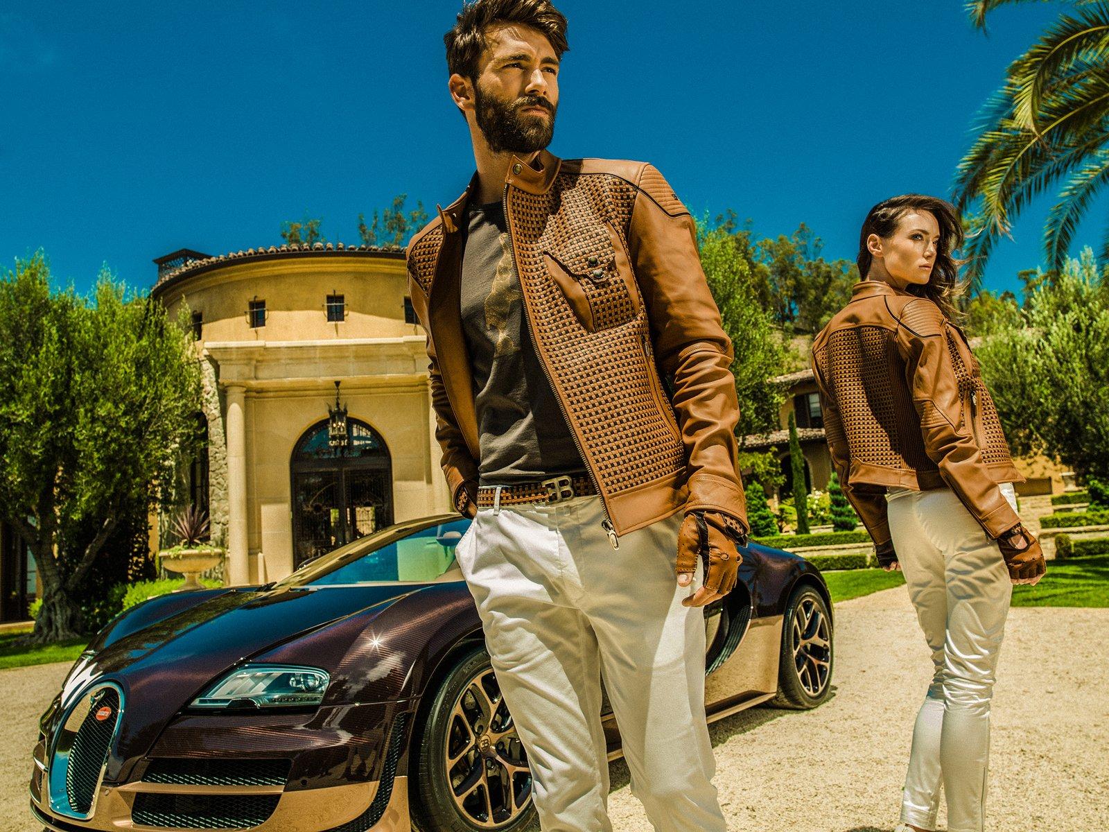 Capsule Collection Armani for Bugatti