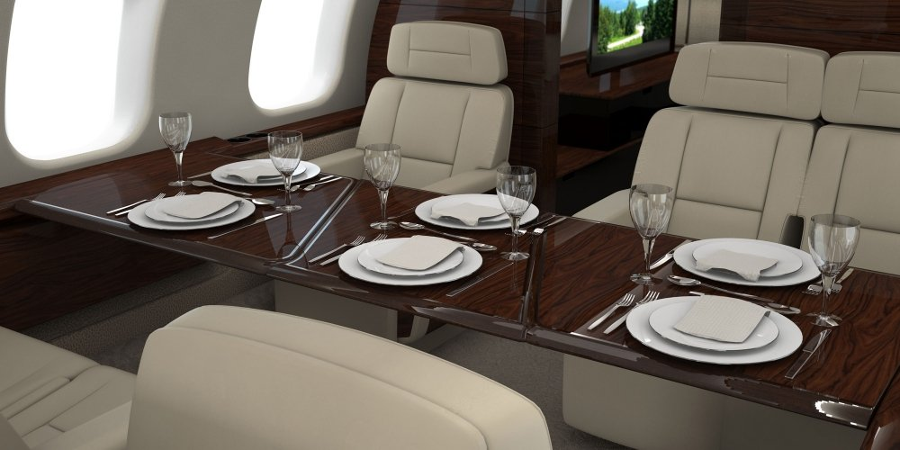 Global 7000 The Luxury Trends