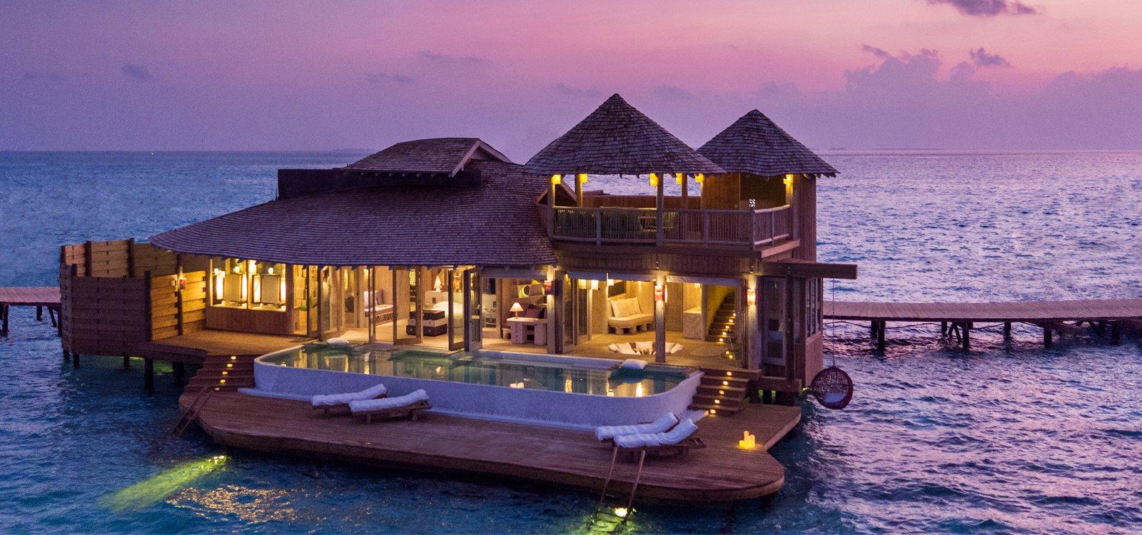 Soneva Jani, un nuevo resort de lujo en Maldivas