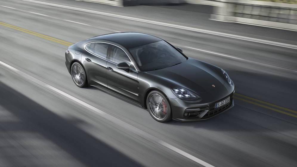El nuevo Porsche Panamera, una berlina más deportiva que su antecesor