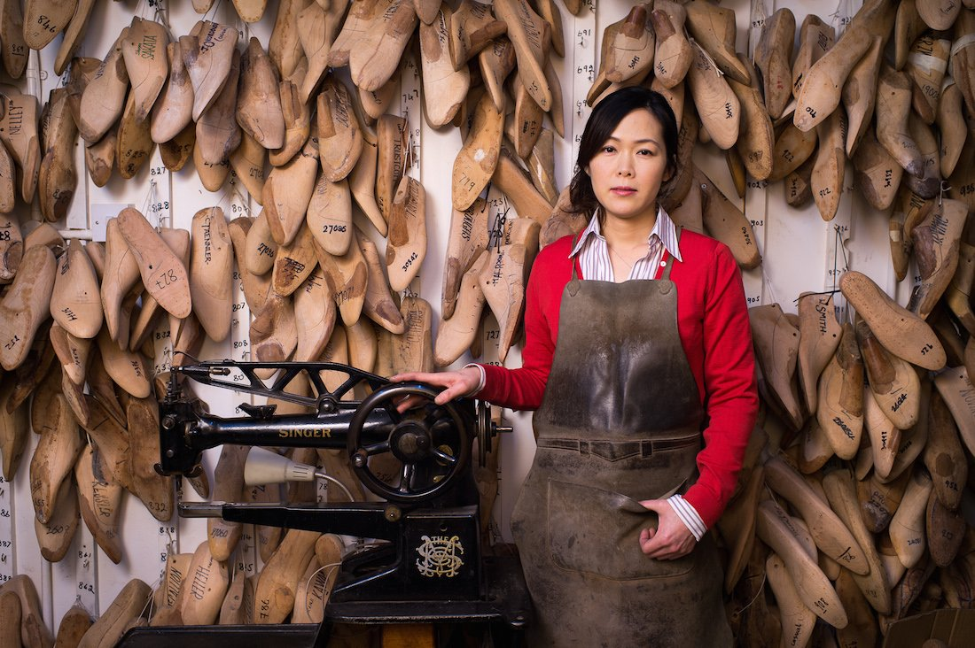 Los zapatos a medida de Emiko Matsuda, imprescindibles para cualquier gentleman