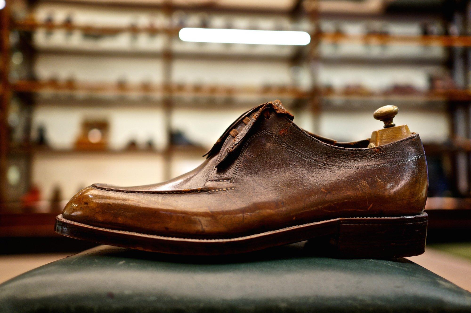 Fosters Bestpoke shoe