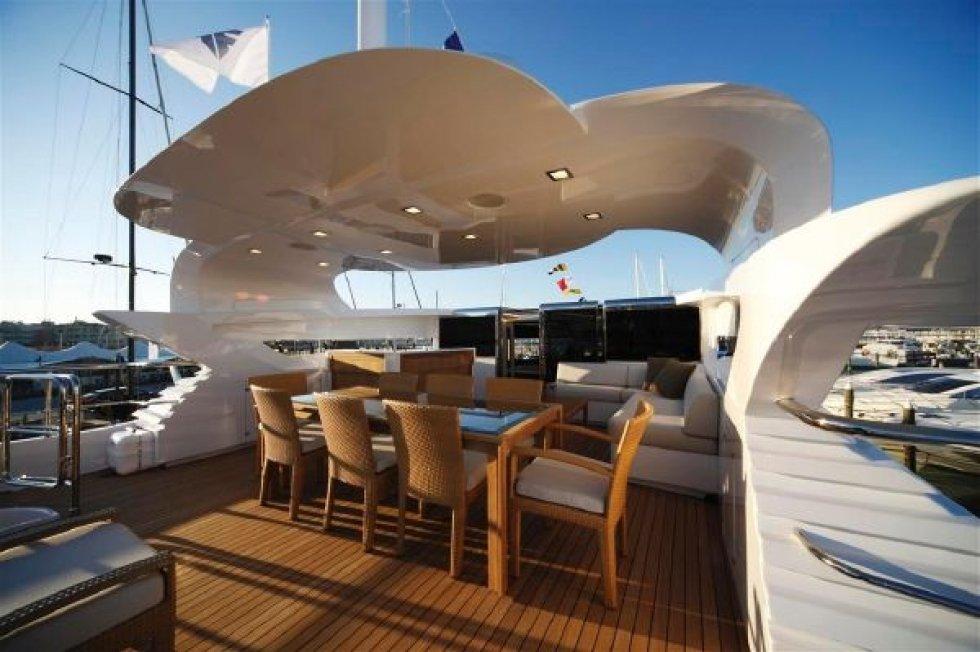 NAVETTA N26 Filippetti Yacht