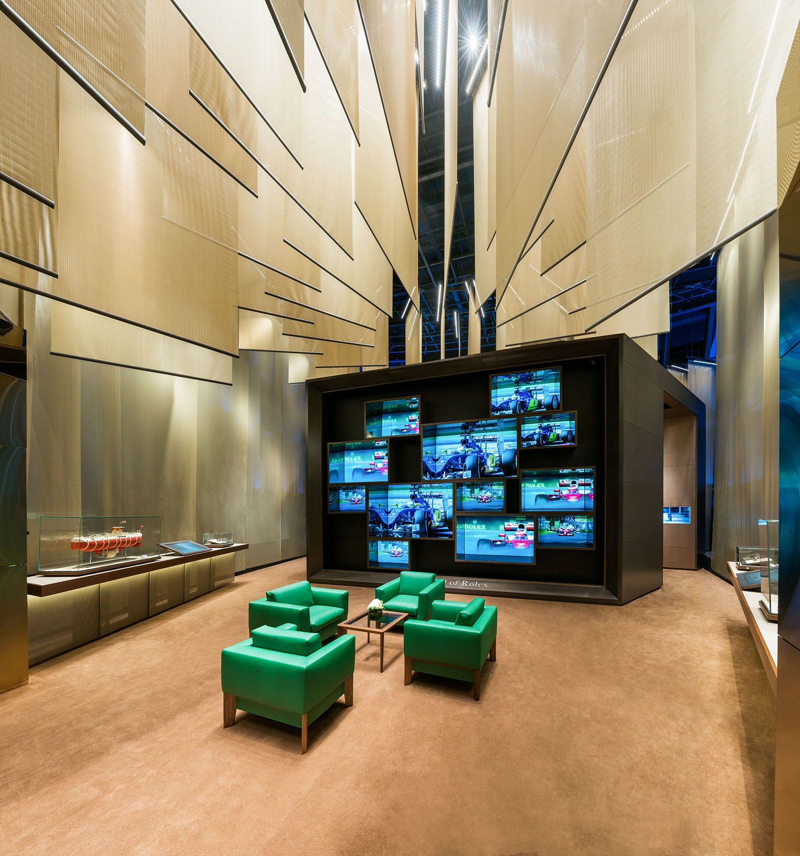 Boutique Marina Singapore Rolex
