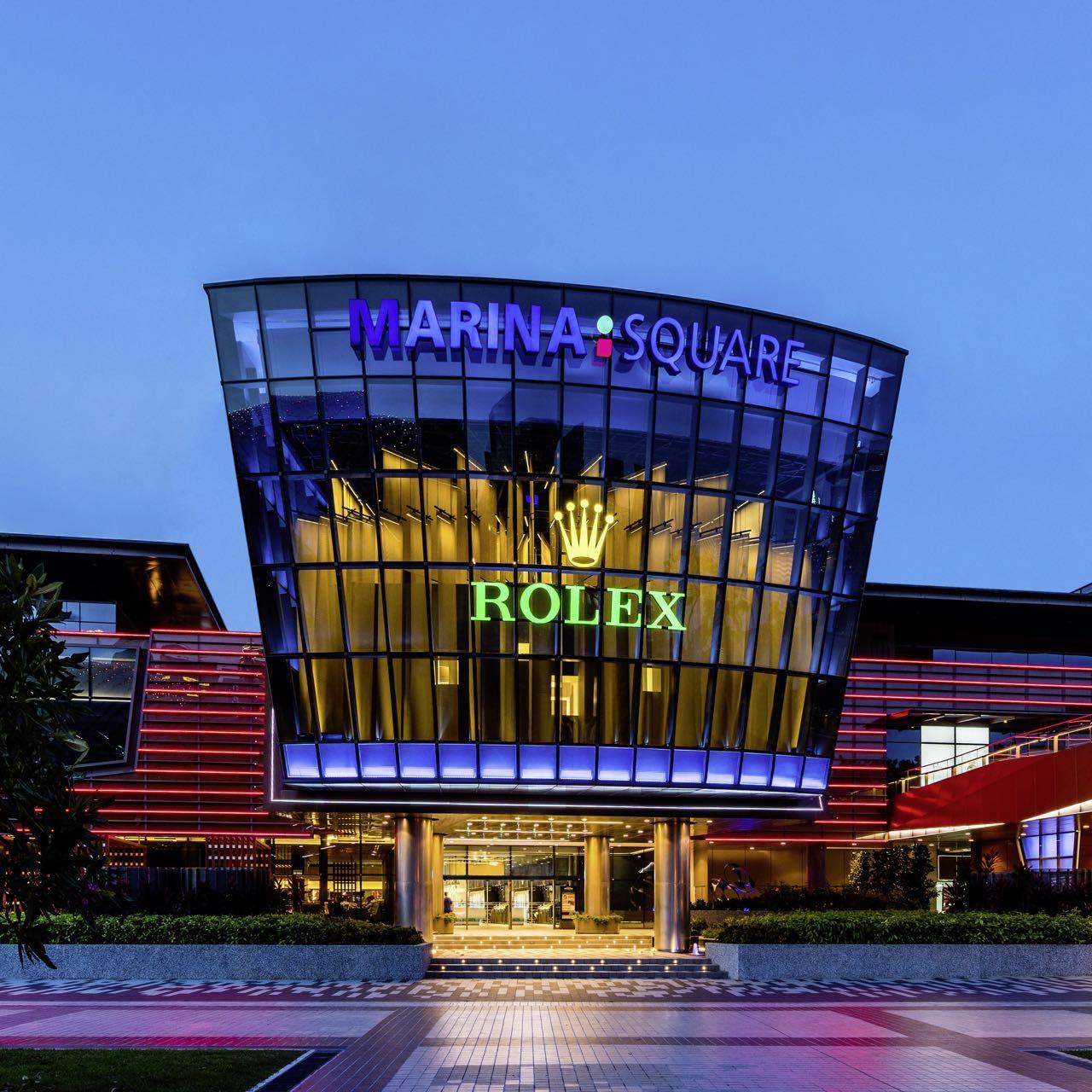 Boutique Rolex Singapore