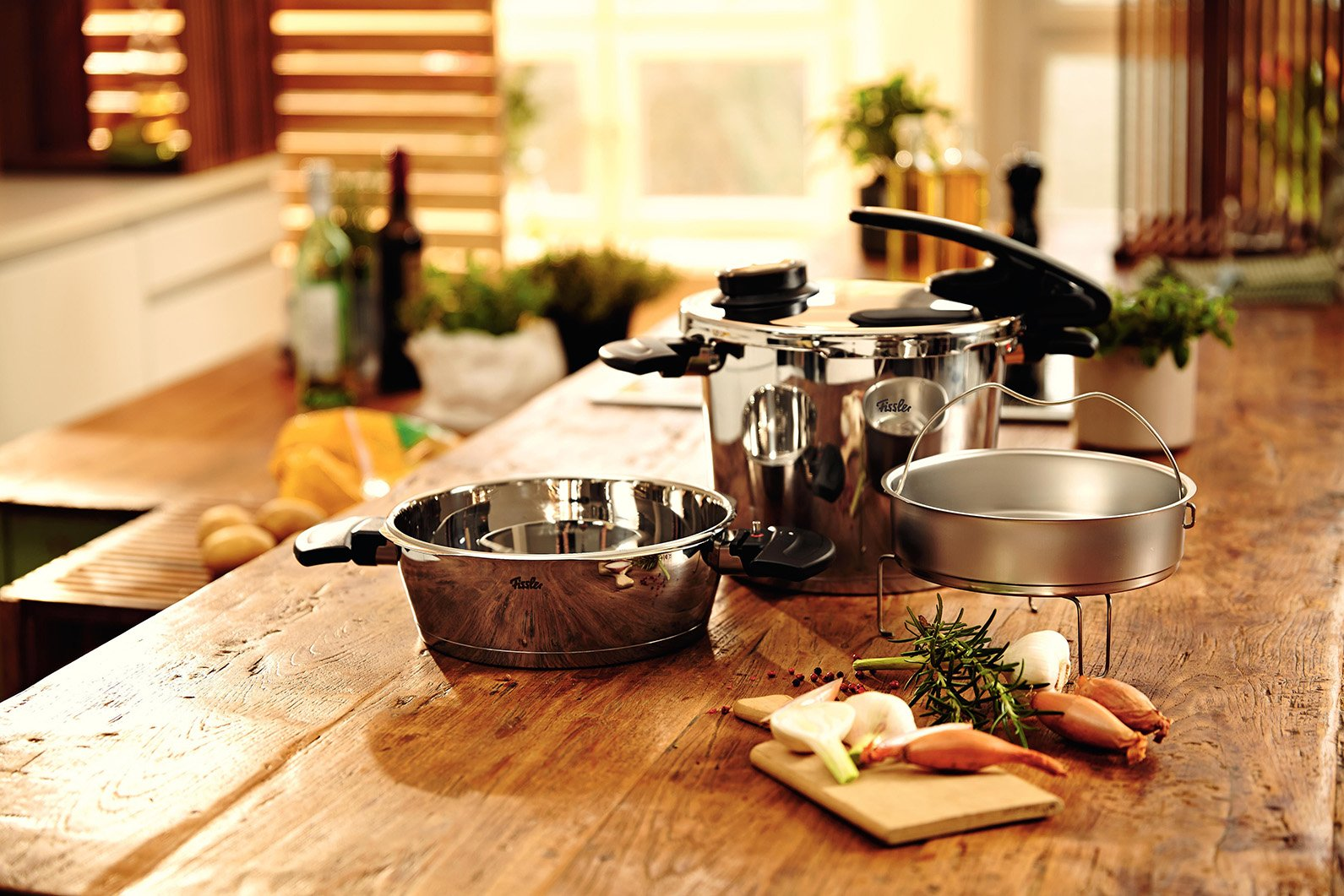 "El informe Comfort Food de Fissler confirma la tendencia hacia la ""soul and comfort food"""
