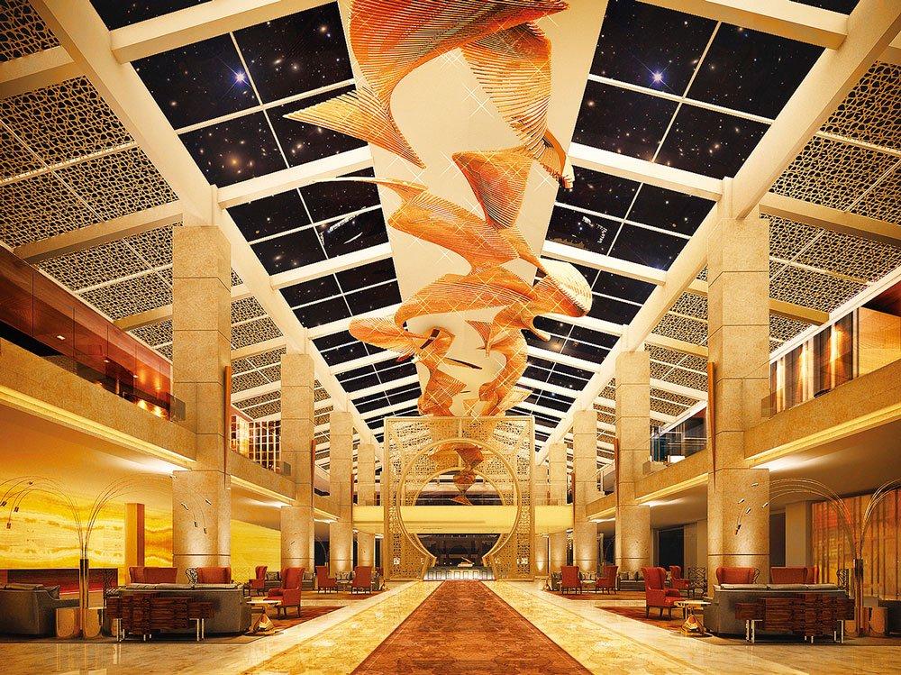 Gran Meliá Xian, un hotel de lujo en la tierra de los guerreros de terracota