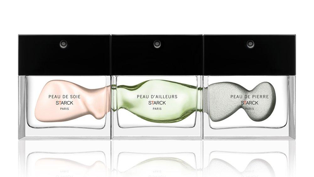 El diseñador Phillippe Starck se adentra en el mundo de los perfumes con una colección de fragancias propias