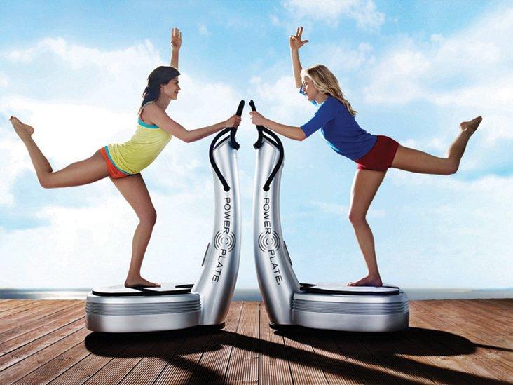 M quinas deportivas con estilo para ponerse en forma desde casa the luxury trends - Ponerse en forma en casa ...