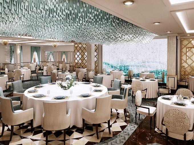 Seven Seas Explorer restaurante