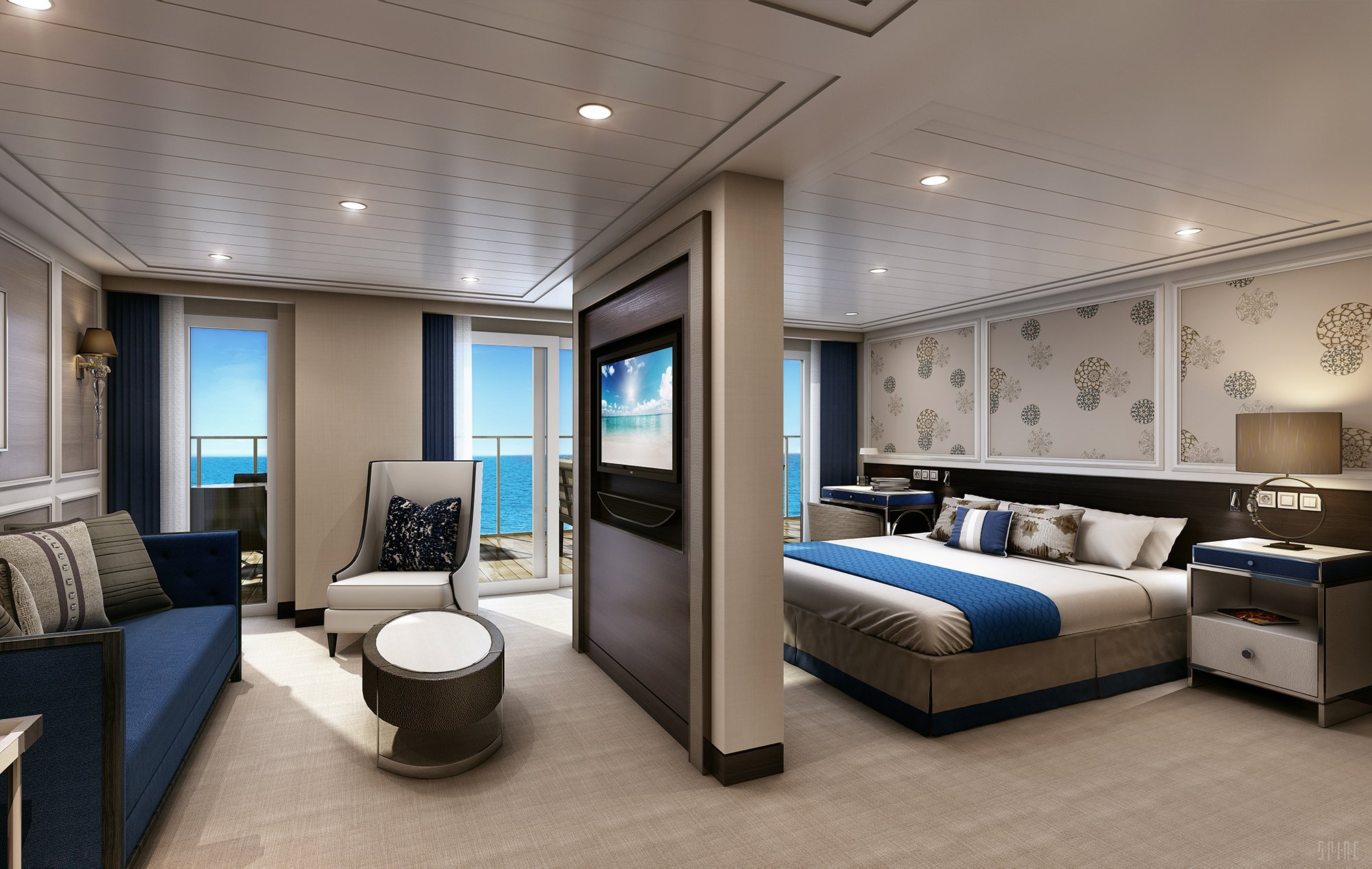 Seven Seas Explorer suite
