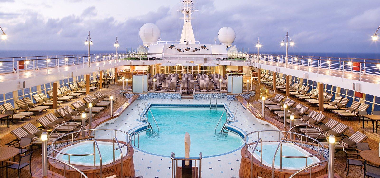 Seven Seas Explorer, el crucero más lujoso del mundo que navega por el Mediterráneo