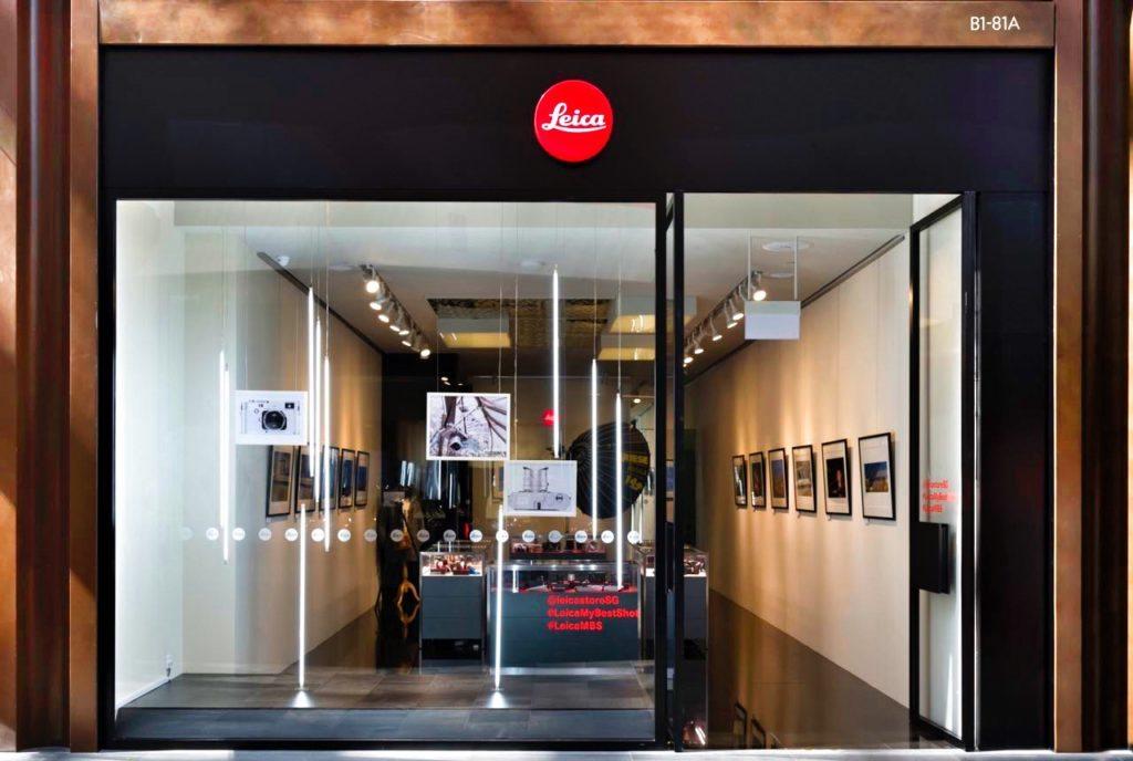 Tienda Leica Singapore