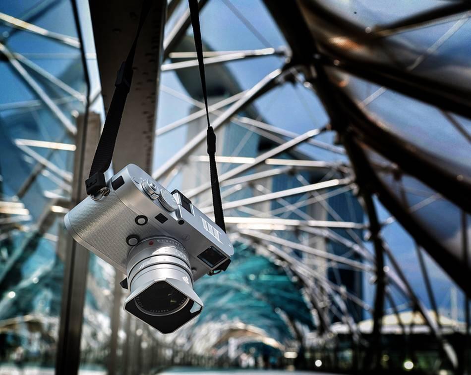 Nueva Leica MP 240 Marina Bay Sands para celebrar la apertura de nueva tienda en Singapur