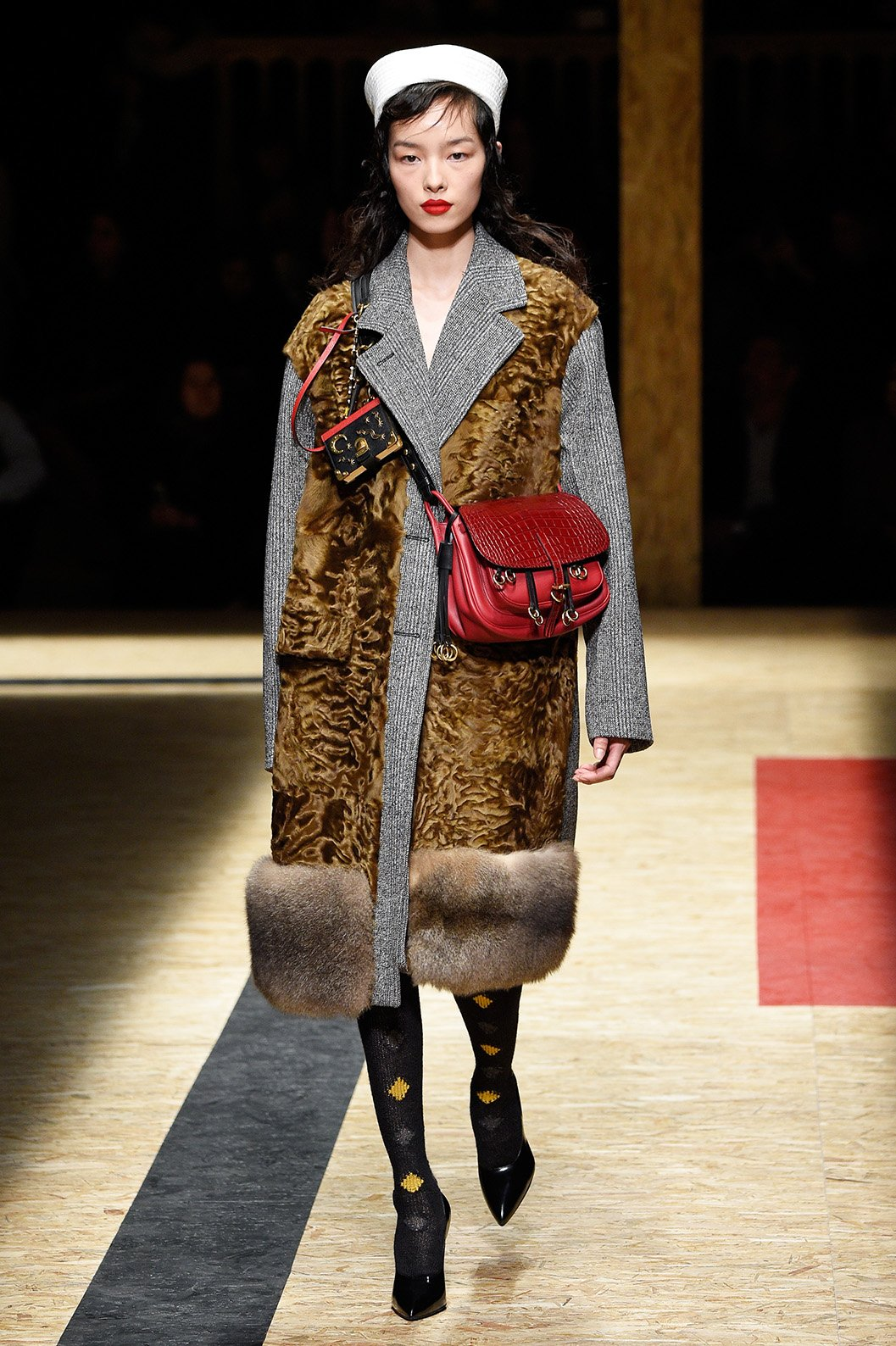 Prada - Runway - Milan Fashion Week  FW16