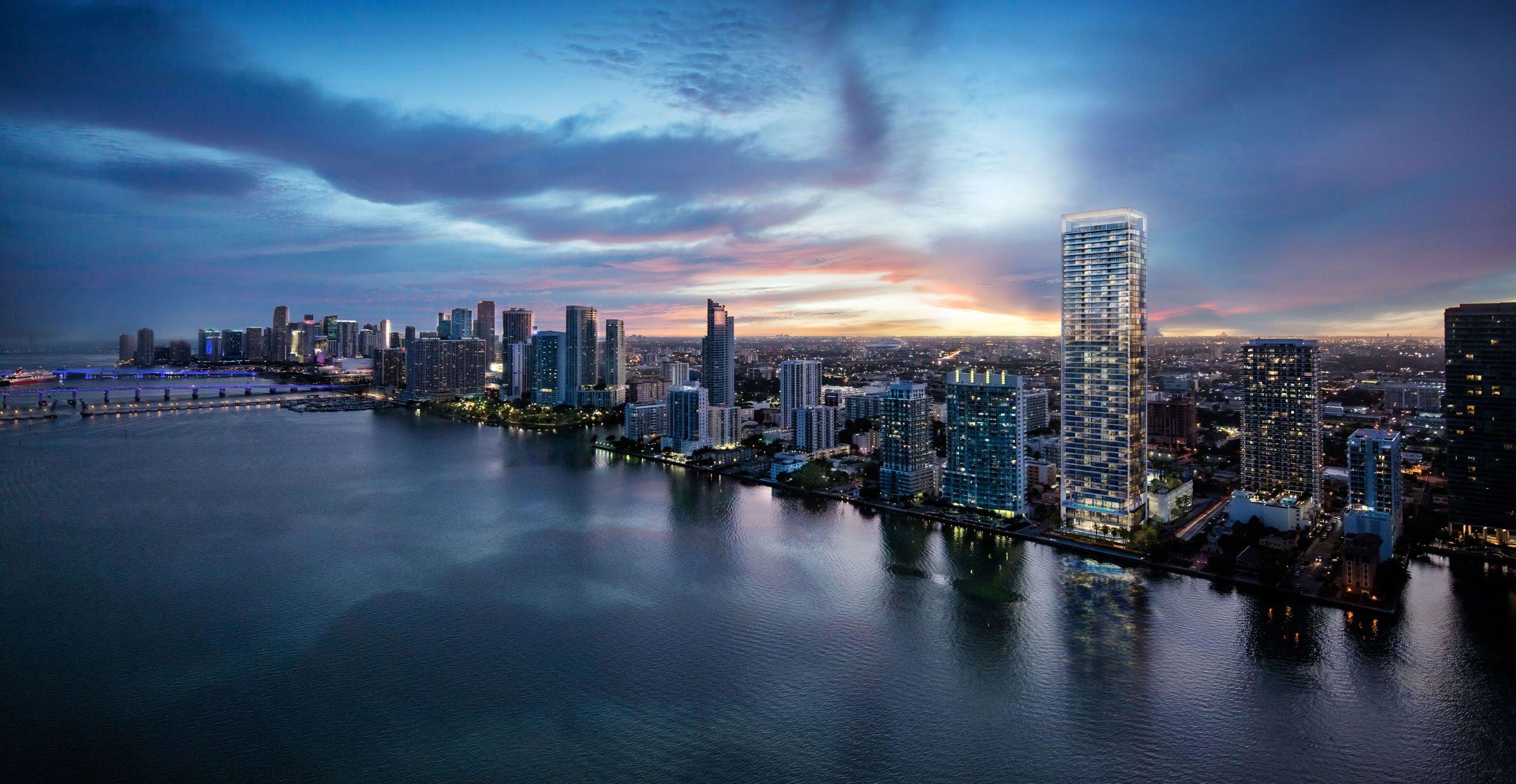 Missoni Baia, un edificio de alta costura en Miami