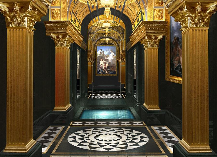 The 13, el hotel más lujoso del mundo que se inspira en Versalles