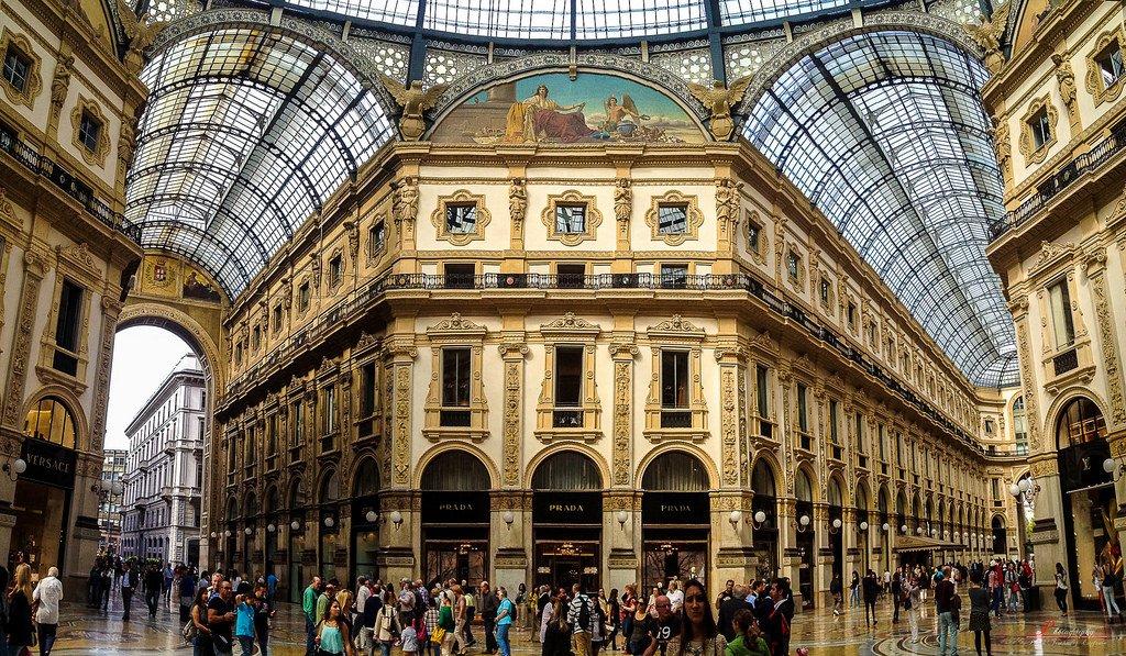 Theluxurytrneds_Galeria_Vittorio_emmanuelle_Milan