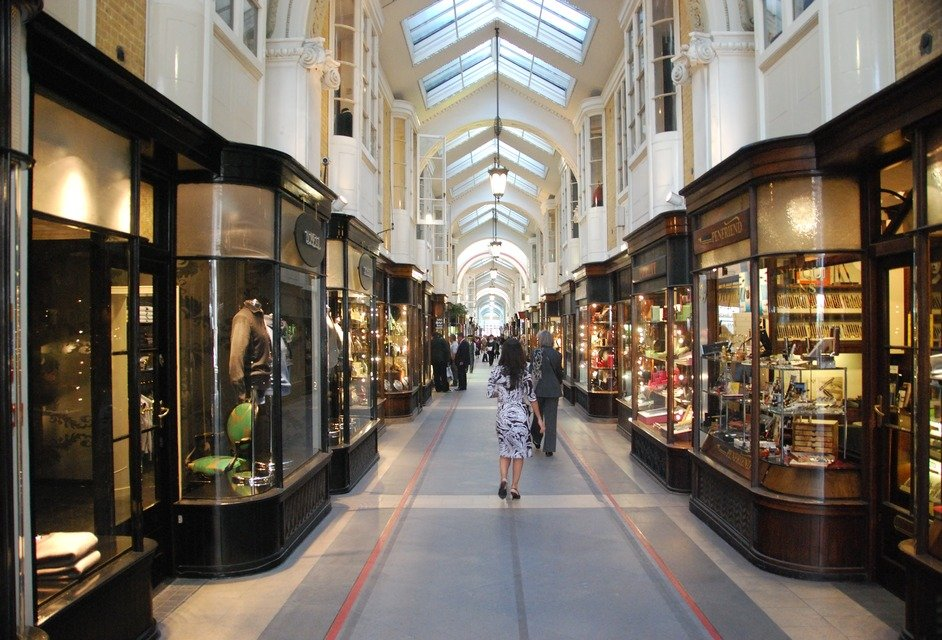 Theluxurytrends_Burlington_Arcade_Londres