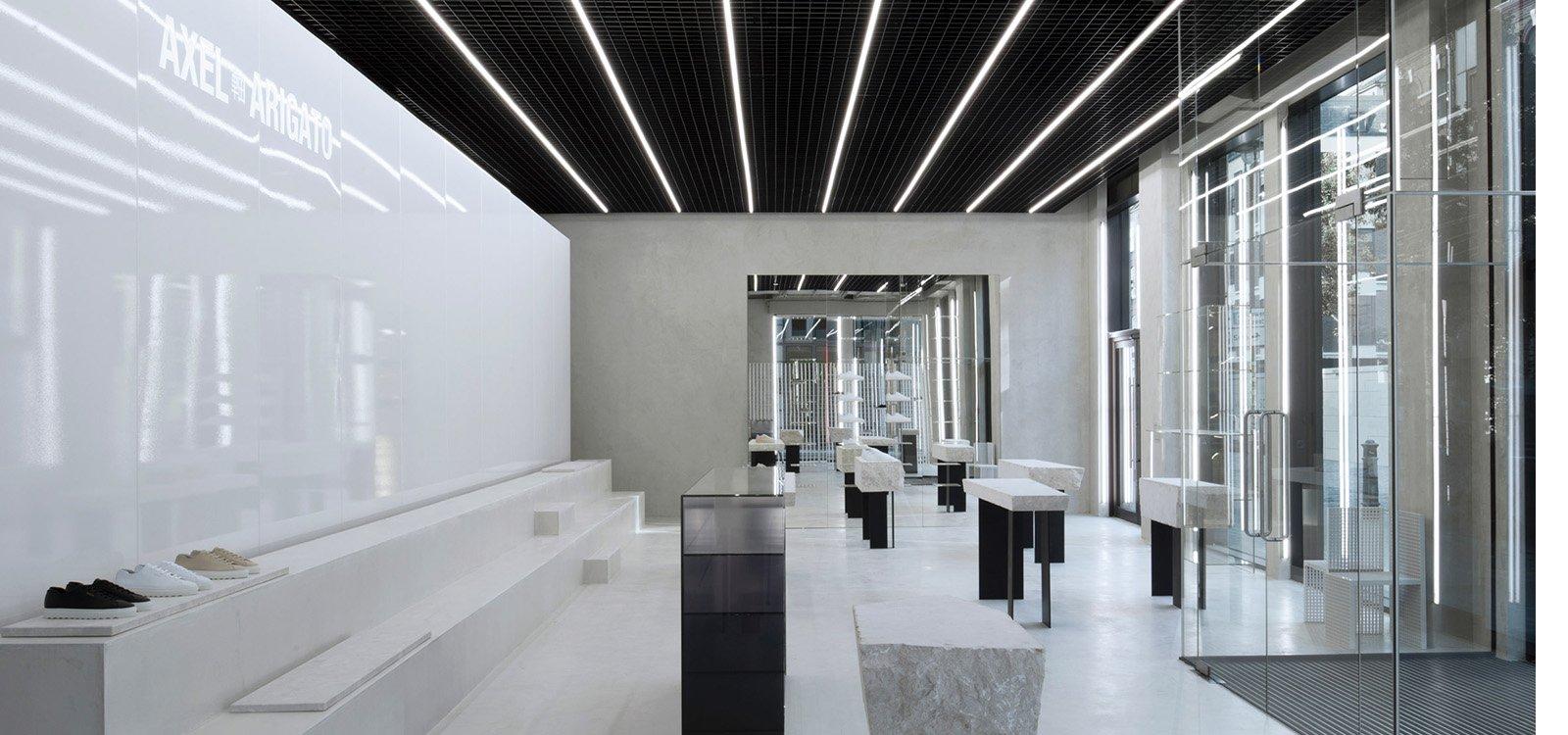 Axel Arigato abre su primera flagship store en el corazón de Londres