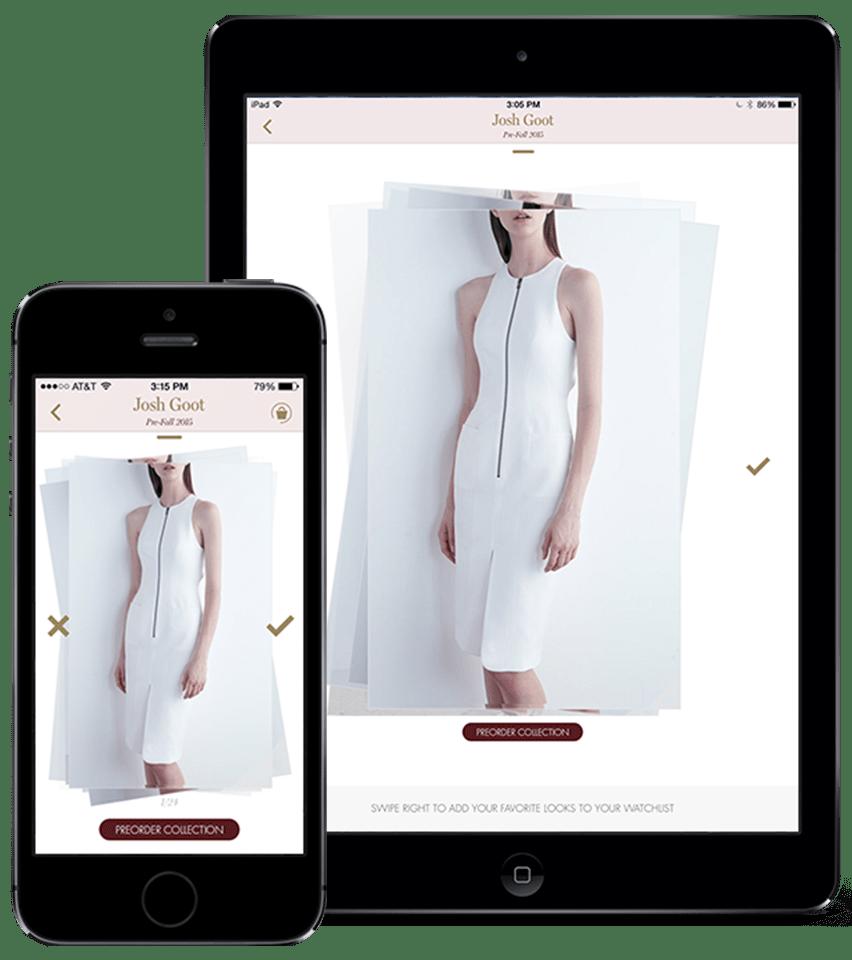 Las aplicaciones de móviles ayudan a impulsar las ventas en el sector del lujo.
