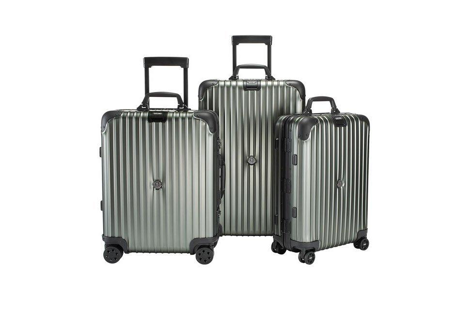 La maleta Rimowa diseñada por Moncler, la combinación perfecta de estilo, resistencia  y ligereza