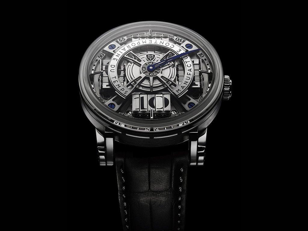 Nuevas ediciones limitadas del MCT Sequential Two-S210, una auténtica joya de relojería