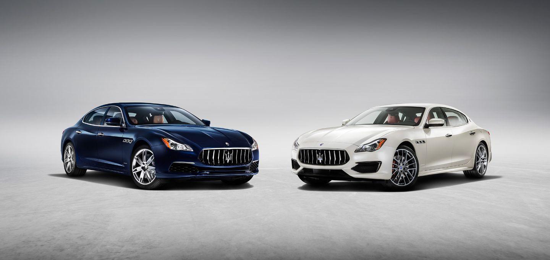 Nuevos Maserati Quattroporte: la mezcla perfecta de ingeniería de competición y lujo