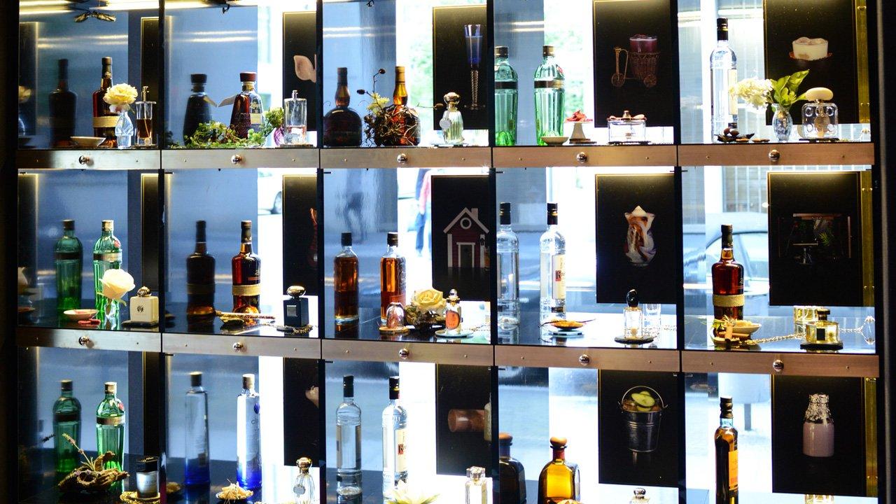 Fragrances: el 'perfume bar' del Ritz-Carlton de Berlín
