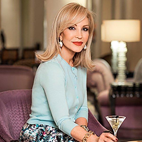 Entrevista a carmen lomana the luxury trends - Biografia de carmen lomana ...