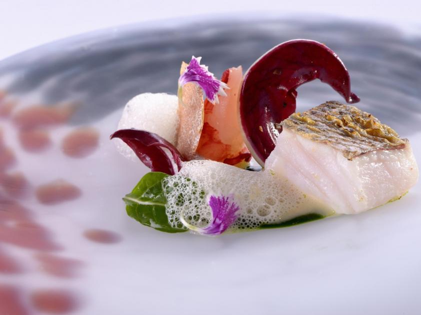 Lasarte-restaurante-lubina-Theluxurytrends