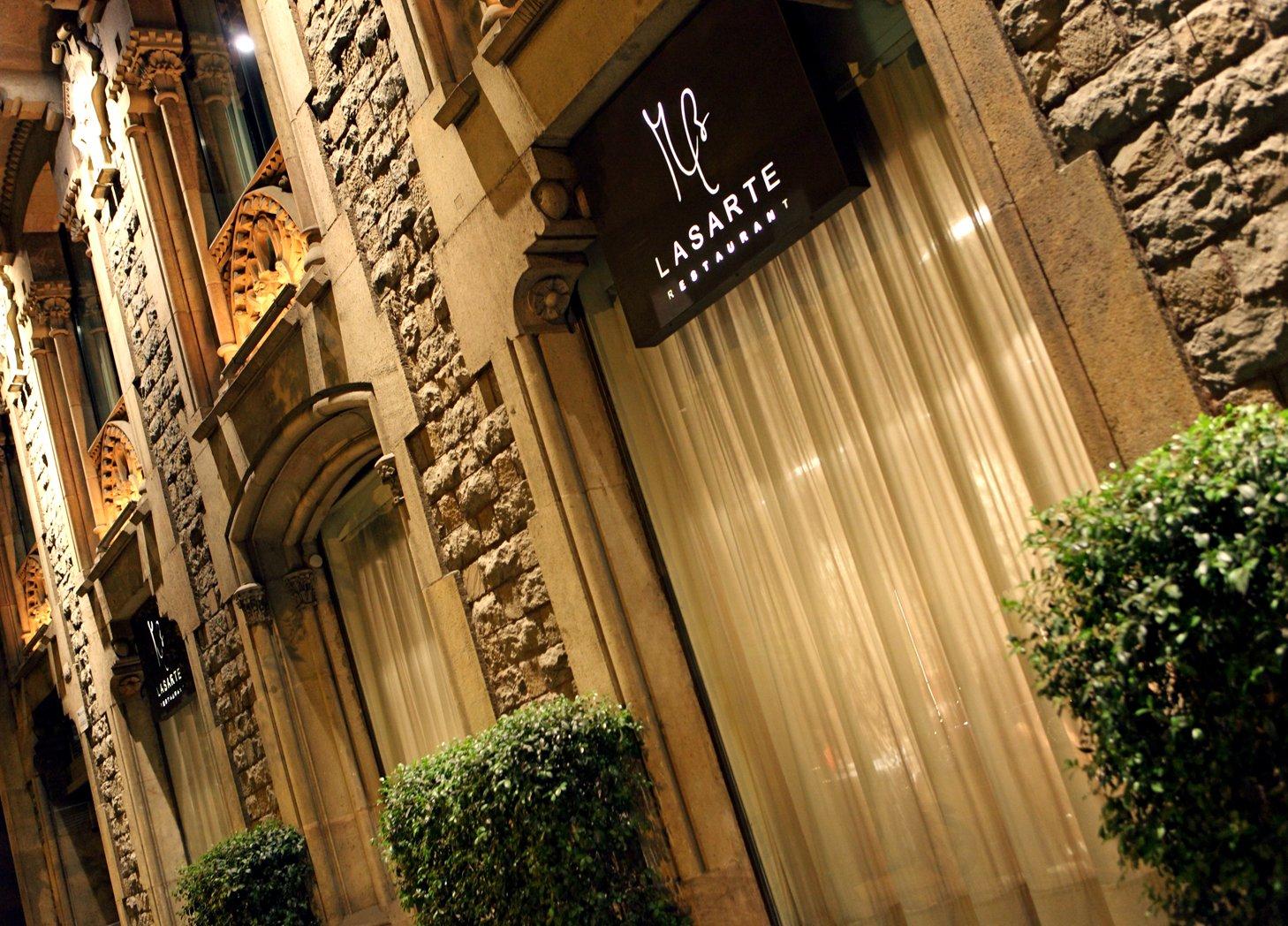 Lasarte de Martín Berasategui es el primer restaurante de Barcelona en obtener tres estrellas Michelín