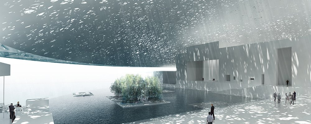 Louvre_Abu_Dhabi_efecto_luz_Theluxurytrends