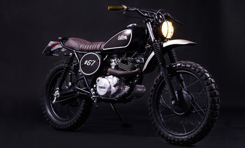 The Luxury Trends-Cafe Racer Dreams-SR250