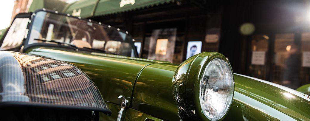 The Luxury Trends-Caterham-Harrods 4