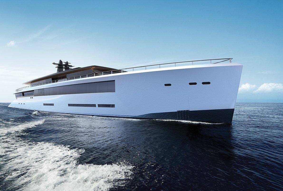 Zen Concept Yacht, la armonía y sencillez hecha yate
