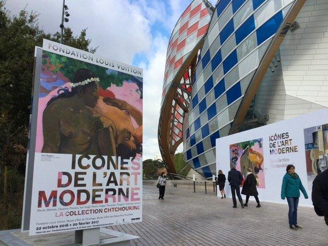 'Iconos del Arte Moderno', el tributo de la Fundación Louis Vuitton al mecenas Sergei Shchukin