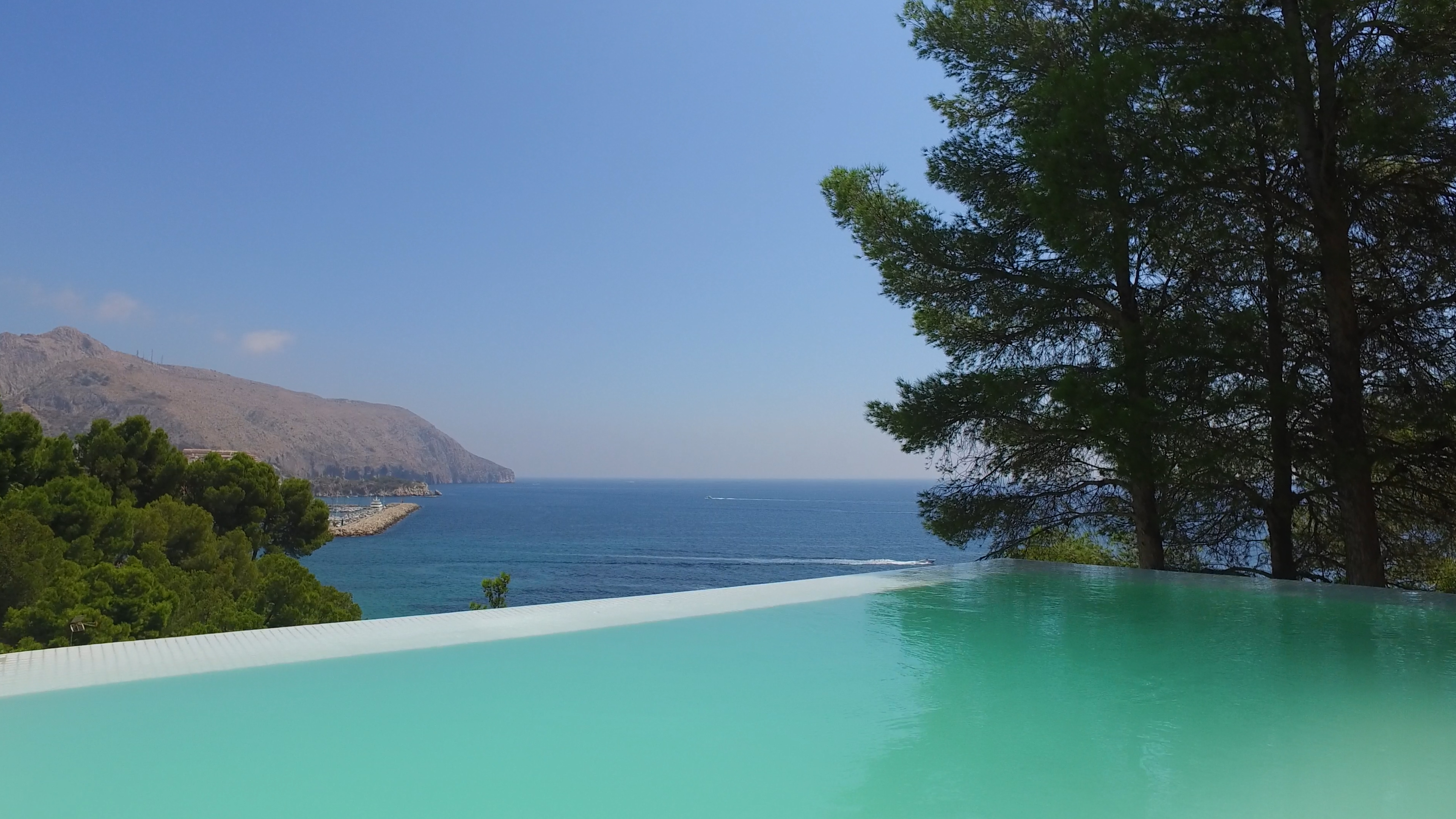 Altea, espectacular villa exclusiva con vistas privilegiadas