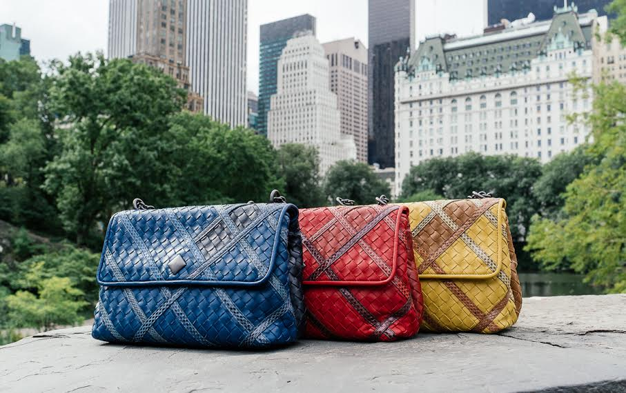 'Manhattan Olimpia' de Bottega Veneta, un bolso muy neoyorquino