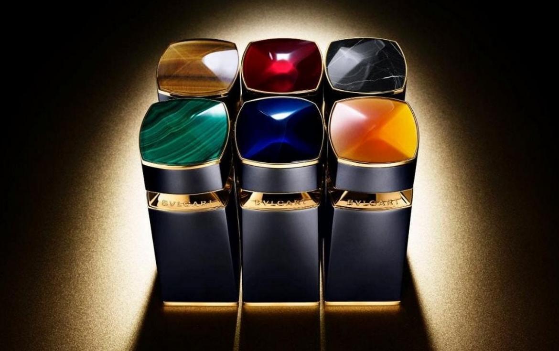 Las fragancias inspiradas en joyas 'Le Gemme' de Bvlgari, ahora también para hombre
