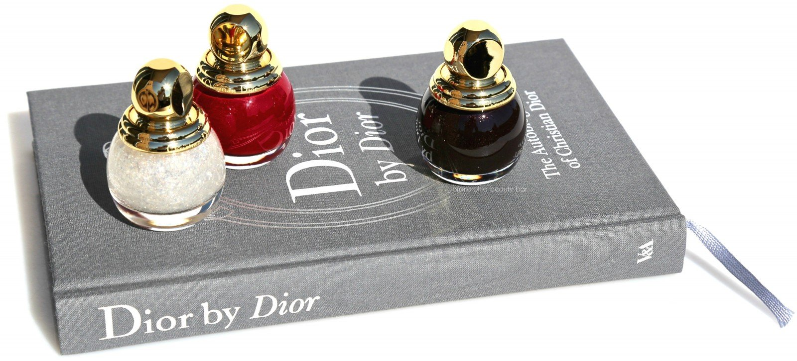 Espíritu de Alta Costura en las nuevas lacas de uñas de Dior