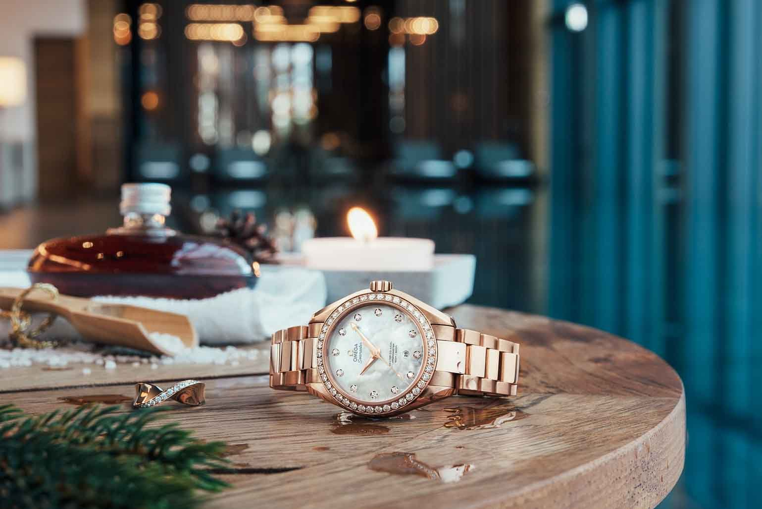 Omega Aquaterra The Luxury Trends