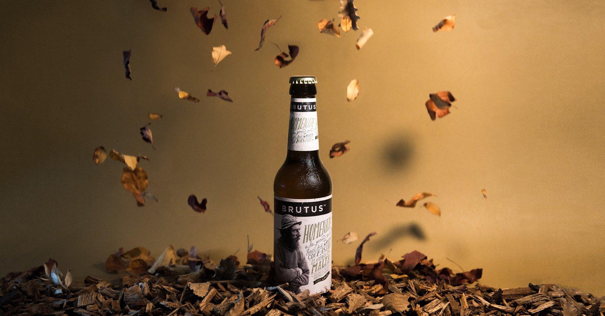 Brutus The Beer, un homenaje a la gente que hace las cosas con pasión