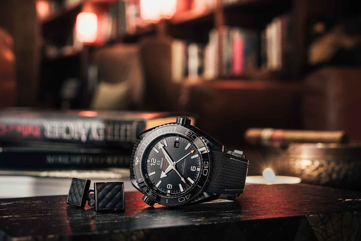 The Luxury Trends Omega Seamaster
