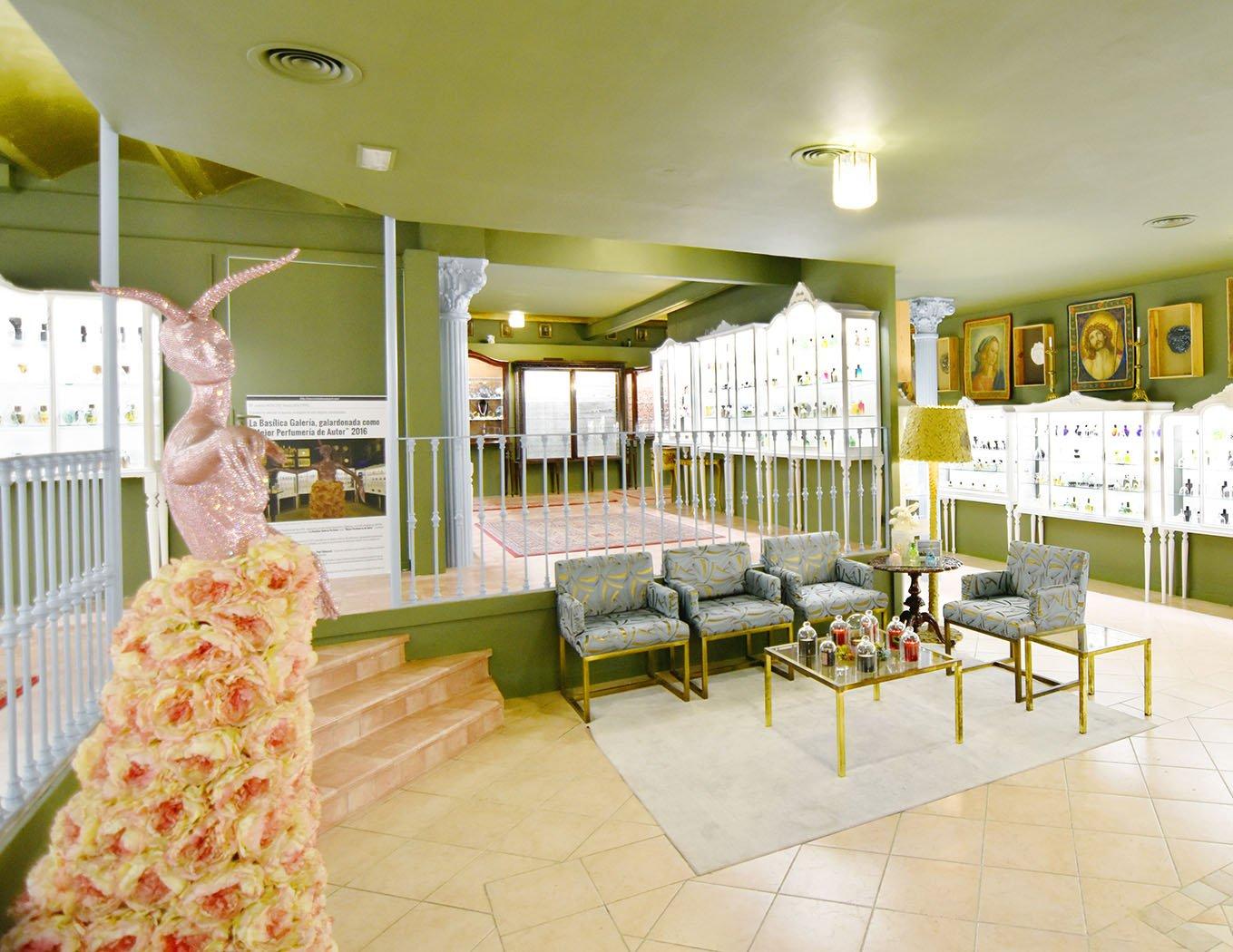Perfumeria Nicho La Basília Galería The Luxury Trends
