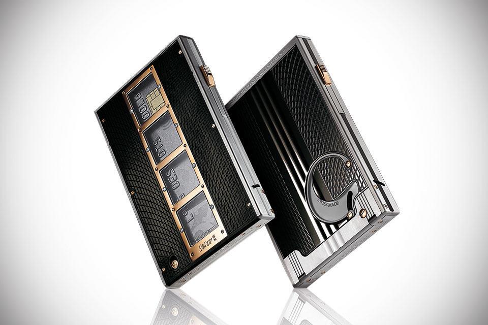 Roland Iten RCD82 MKII: estilo, clase y protección para tus tarjetas