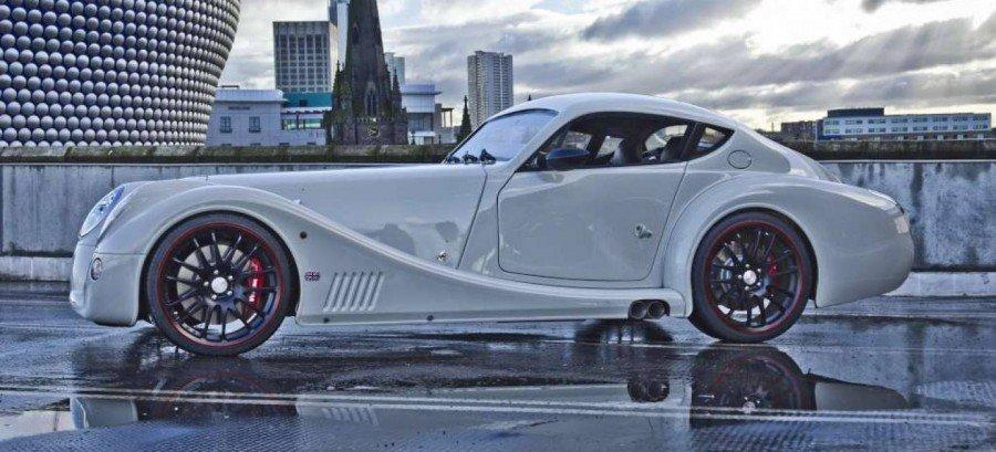 Morgan: automóviles deportivos con tradición, lujo y artesanía