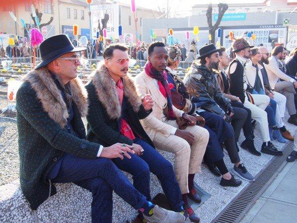 La moda masculina se da cita en la 91 edición de Pitti Uomo en Florencia